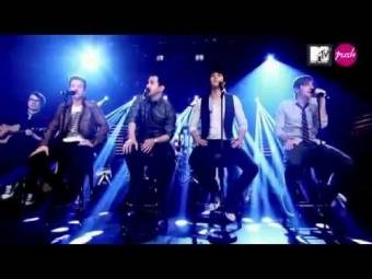 Big Time Rush en vivo en los MTV haciendo un perfomance de 8 canciones