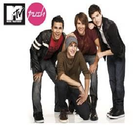 Big Time Rush es conciderado oficialmente por MTV como el mas grande Artista Push del 2011 y es la portada de MTV por el resto del año