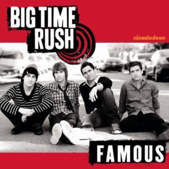 Big Time Rush es el grupo musical mas famoso del Momento