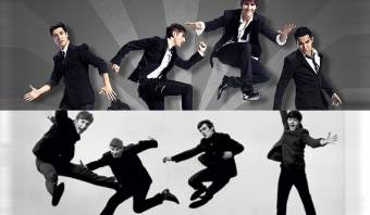 Big Time Rush tiene mucha similitud con los Beatles