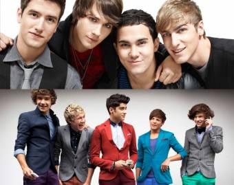 El famosisimo grupo One Direction es el telonero oficial de Big Time Rush en su gira Better With U Tour