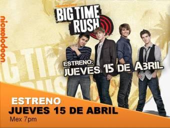 La serie de Big Time Rush es la mejor serie Juvenil de la Historia superando el record de Hanna Montana y los Jonas Brothers