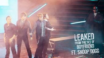 Boyfriend ft Soop Doog es la cancion mas exitosa del grupo Big Time Rush