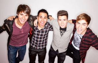 Big Time Rush (Lindos)