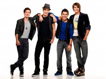 Big Time Rush ;)