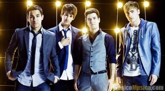 Grupo musical favorito: Big Time Rush