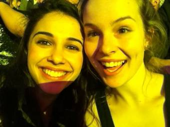 Naomi y Bridgit