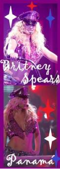 Britney Spears Panamá