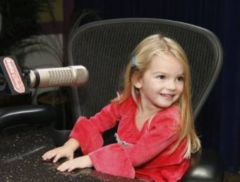 Charlie Duncan--Mia Talerico--4 años