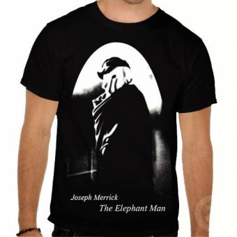 Joseph Merrick (El hombre elefante)