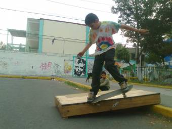 Guillermo Madariaga - Bs Crook de Bajada