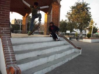 Leonardo Jabe - Ollie en 5