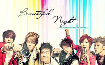 Beast-beautiful night