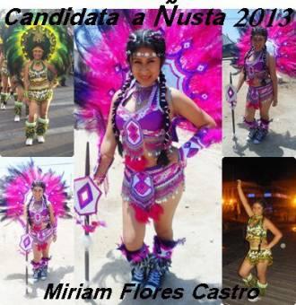 Miriam Flores -- bloke Guaycurú