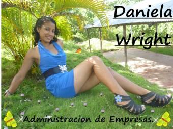 MARIA DANIELA  WRIGHT MENÉNDEZ    ADMINISTRACION DE EMPRESAS