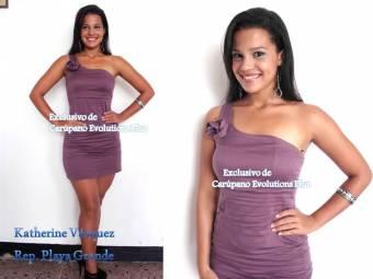 Katherine Vásquez (Rep. Playa Grande)