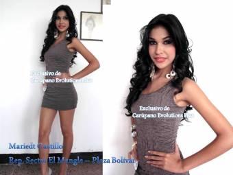 Mariedt Castillo (Rep. Sector El Mangles-Plaza Bolivar)