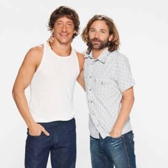 Nicolas y Salvador