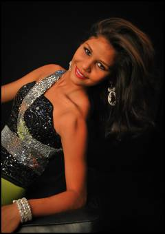 Miss Guarico Adriana Pontiles