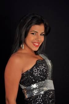 Miss Lara   Erika Santana