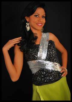 Miss Monagas Bianca Chacon