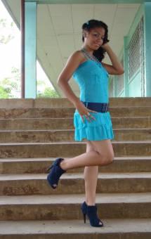 Iris Sánchez Morales I F (15 años)