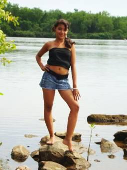 Nelly Hernández Henriquez II A (13 años)