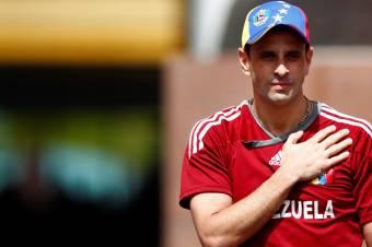 Henrique Capriles Randoski.
