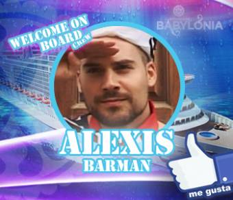 ALEXIS (Barman)
