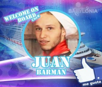JUAN (Barman)
