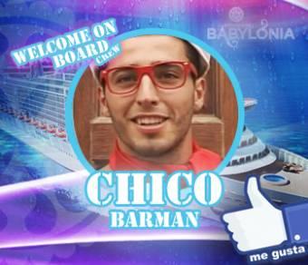 CHICO (Barman)
