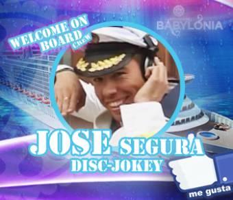 JOSE SEGURA (Disc-Jokey)