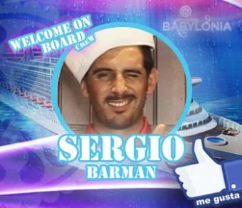 SERGIO (Barman)