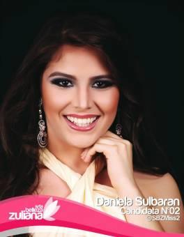 DANIELA SULBARAN @SBZMiss2