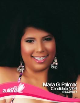 MARIA G. PALMAR @SBZMiss4