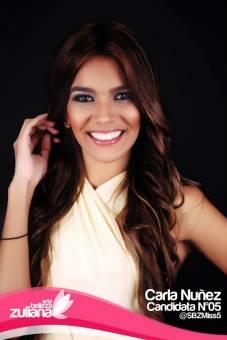 KARLA NUÑEZ @SBZMiss5