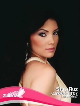 SILVIA RUZ @SBZMiss7