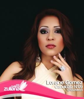 LORAINE GOMEZ @SBZMiss9