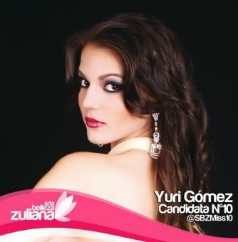 YURI GOMEZ @SBZMiss10