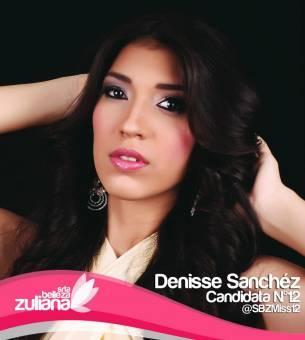 DENISSE SANCHEZ @SBZMiss12