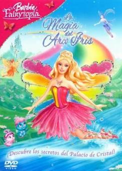 Barbie la magia del arco iris