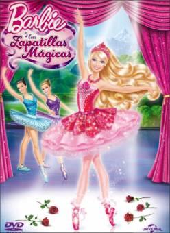 Barbie y las zapatillas magicas