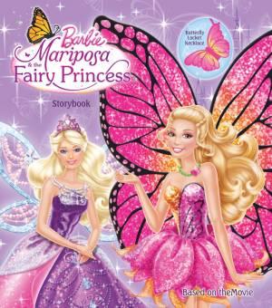 Barbie mariposa y la princesa de las hadas