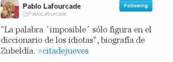 Pablo Lafourcade (TW)