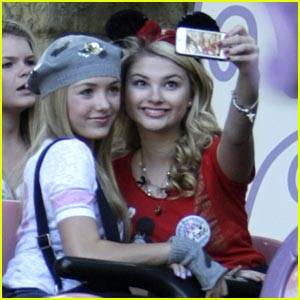 Stefanie and Peyton