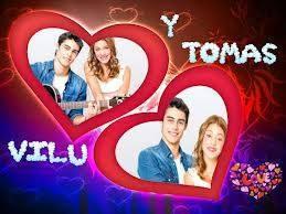 Violetta y Tomás