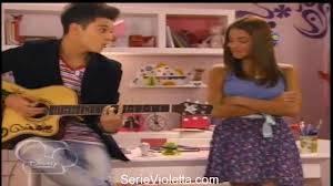 Violetta y Federico