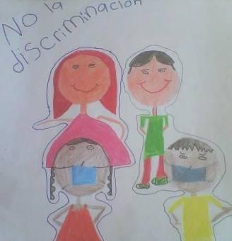 No a la discriminación