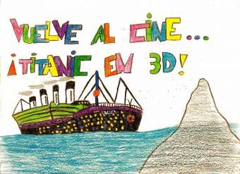 7.- EL TITANIC EN 3D -