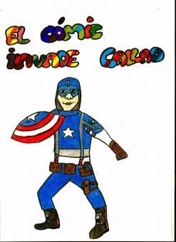 14.- EL COMIC INVADE CALLAO
